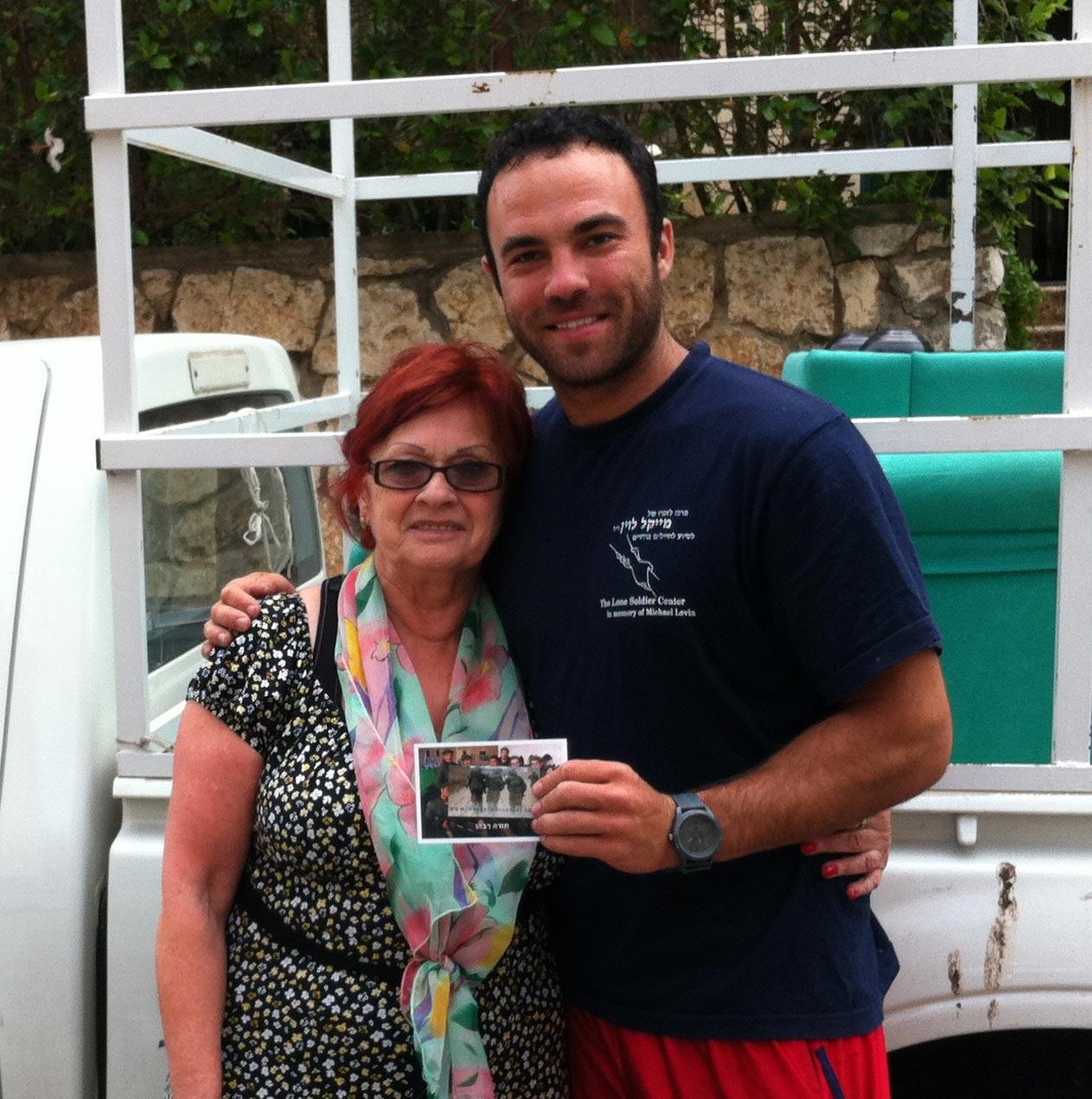 brian-gersh Tel-Aviv Coordinator