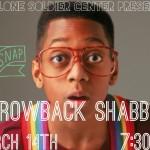 Throwback Shabbat